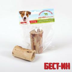 Бест-ин Кость мозговая запеченная говяжья для средних пород собак 200-250 г