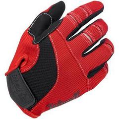 Moto Gloves Red / Красный