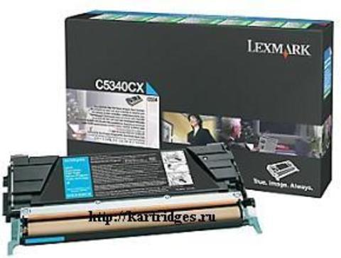 Картридж Lexmark C5340CX