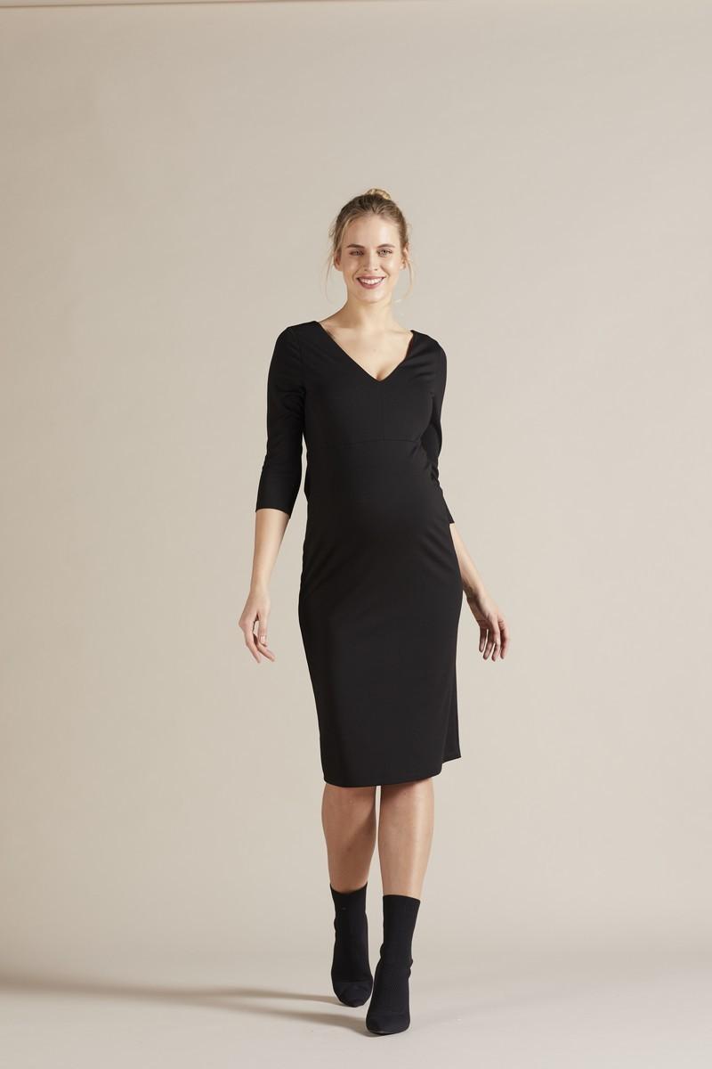 Платье 09750 черный
