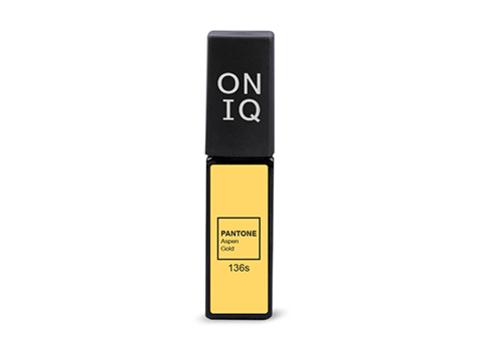 OGP-136s Гель-лак для покрытия ногтей. Pantone: Aspen Gold