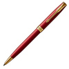 Шариковая ручка Parker Sonnet Core K539 LaqRed GT Mblue (1931476) parker 88 maroon lacquer gt fine point fountain pen