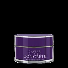 Alterna Caviar Styling Concrete Extreme Definition Clay - Моделирующая глина сильной фиксации