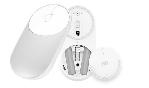 Мышь Xiaomi Mi Portable Mouse Gray Bluetooth