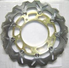 Тормозные диски передние для мотоцикла (2шт.) для Suzuki GSXR1300 Hayabusa 08-15