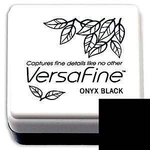 Штемпельная подушечка mini - Onyx black