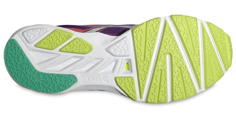 Женские беговые кроссовки Asics Gel-Hyperspeed 6 (G451N 3393) фото подошва