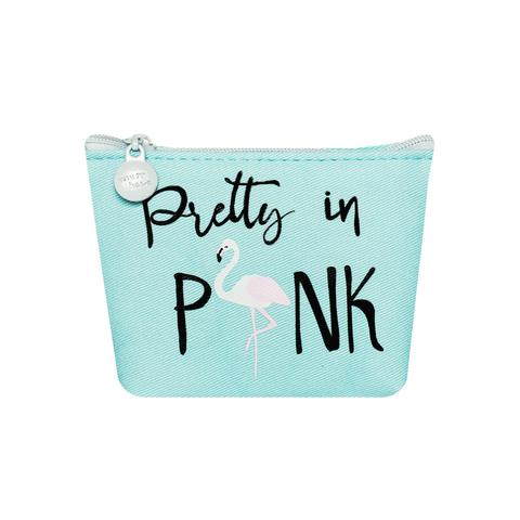 Кошелек Pretty Flamingo Mint