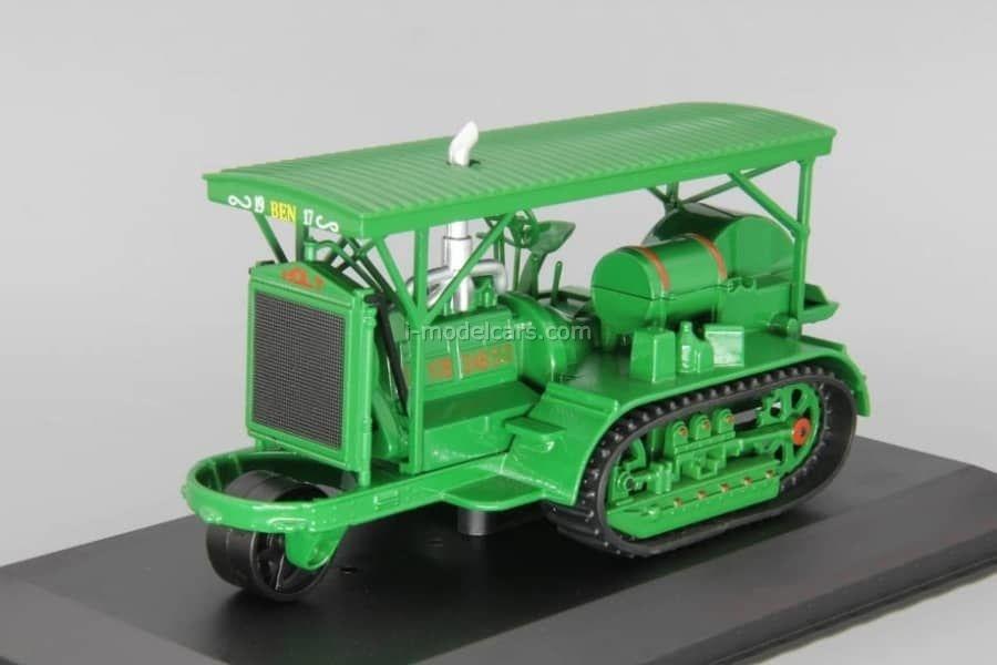 Tractor HolT 1:43 Hachette #73