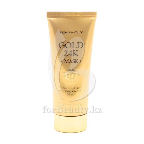 Tony Moly Luxury Gem Gold 24K Mask