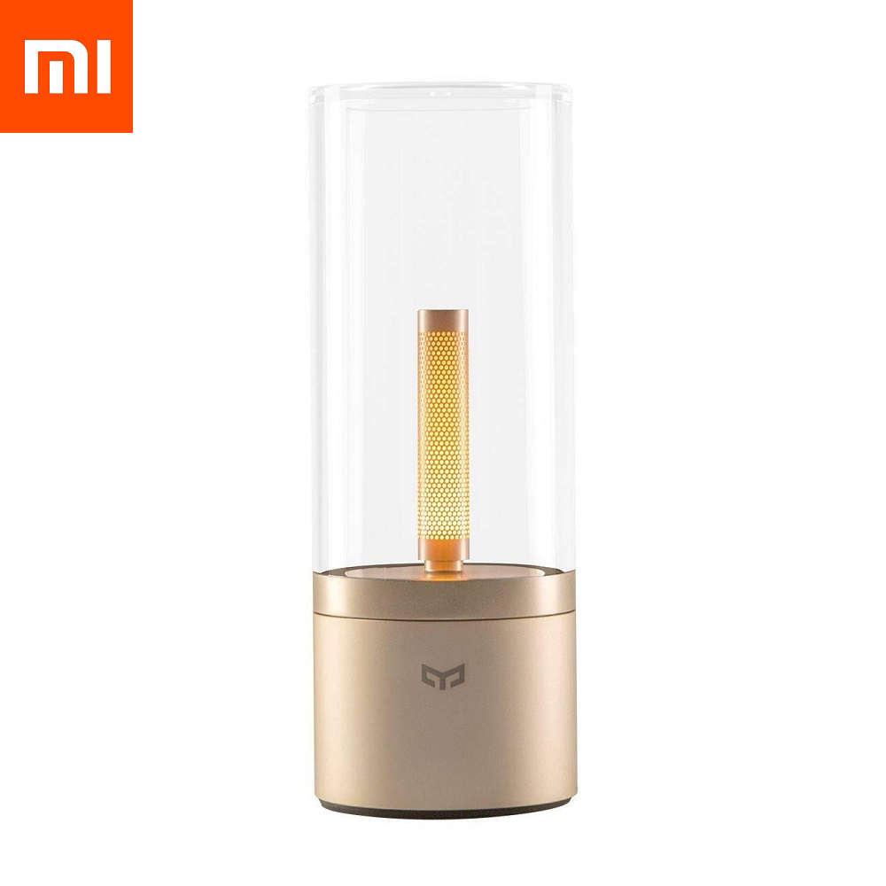 Прикроватная лампа Xiaomi Yeelight Smart Atmosphere Candela Light Gold (Global version)