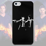 Чехол для iPhone 7+/7/6s+/6s/6+/6/5/5s/5с/4/4s SUPERNATURAL PULP FICTION