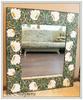 """Зеркало интерьерное """"По мотивам Williama Morrisa"""""""