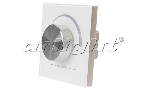 Панель Alright Rotary SR-2202-IN White (24V, 0-10V)