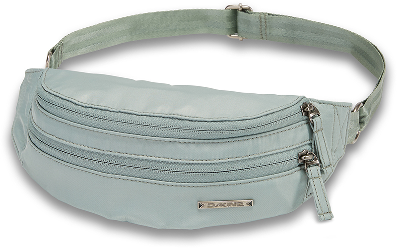 Женские Сумка поясная Dakine GIGI COASTAL GREEN GIGI-COASTALGREEN-610934280753_08220094_COASTALGRN-91X_MAIN.jpg