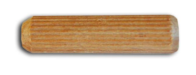 Шкант мебельный деревянный  8х40мм Pinie 100-84040