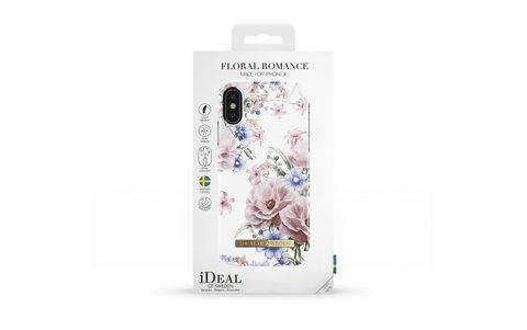 Чехол iDeal of Sweden Floral Romance IPhone X