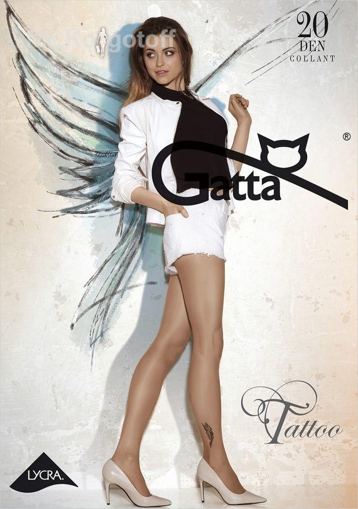 Колготки Gatta Tatoo 22