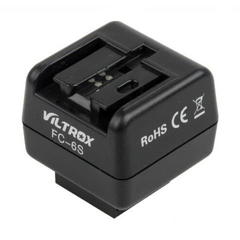 Переходник Viltrox Flash Hot Shoe Adapter Wireless FC-6S