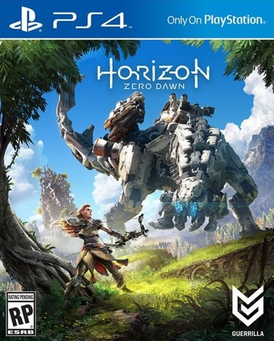 Sony PS4 Horizon Zero Dawn (русская версия)