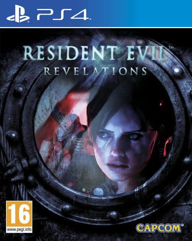 Sony PS4 Resident Evil. Revelations (русские субтитры)