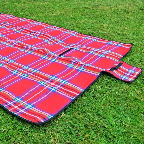 Удобный и компактный коврик