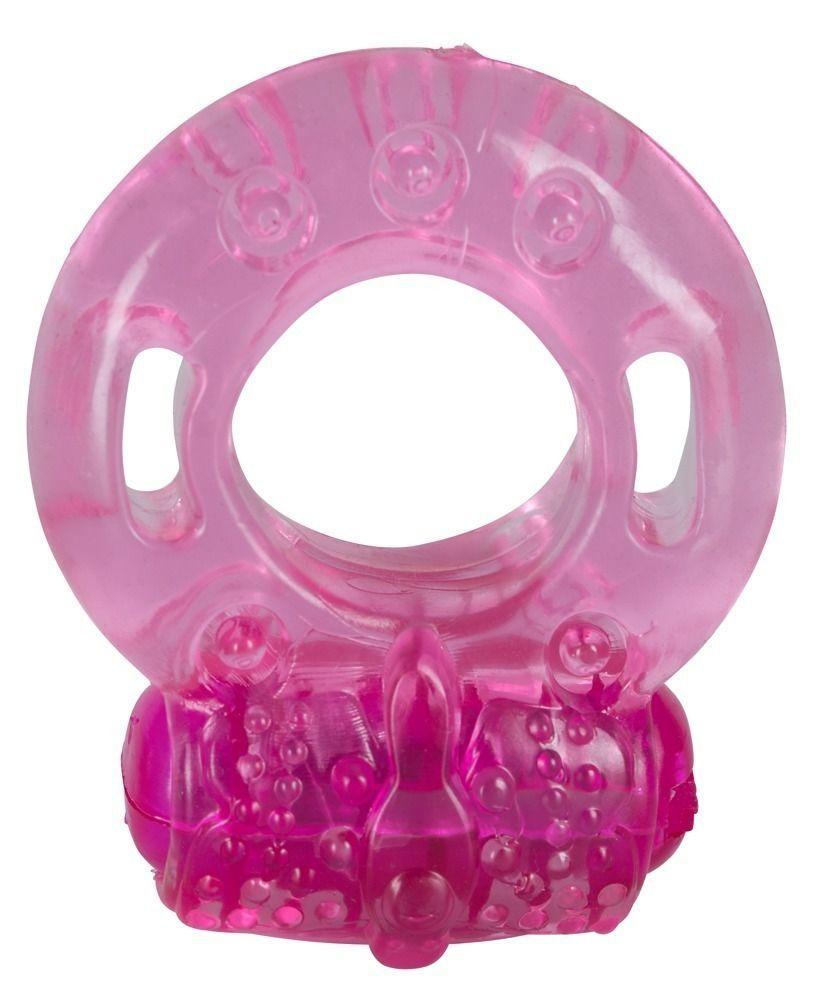 Эрекционные кольца: Эррекционное кольцо с вибрацией One Time Vibrating Ring