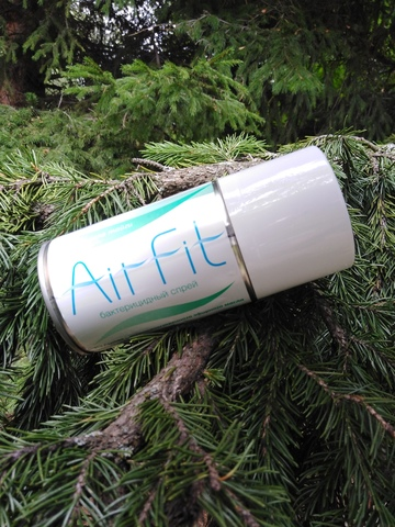 AirFit (кедр) аэрозольный баллон 250 мл