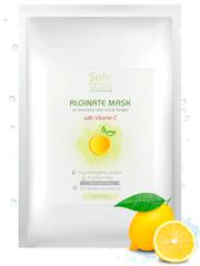Альгинатная маска, восстанавливающая цвет лица с витамином С, 30гр.