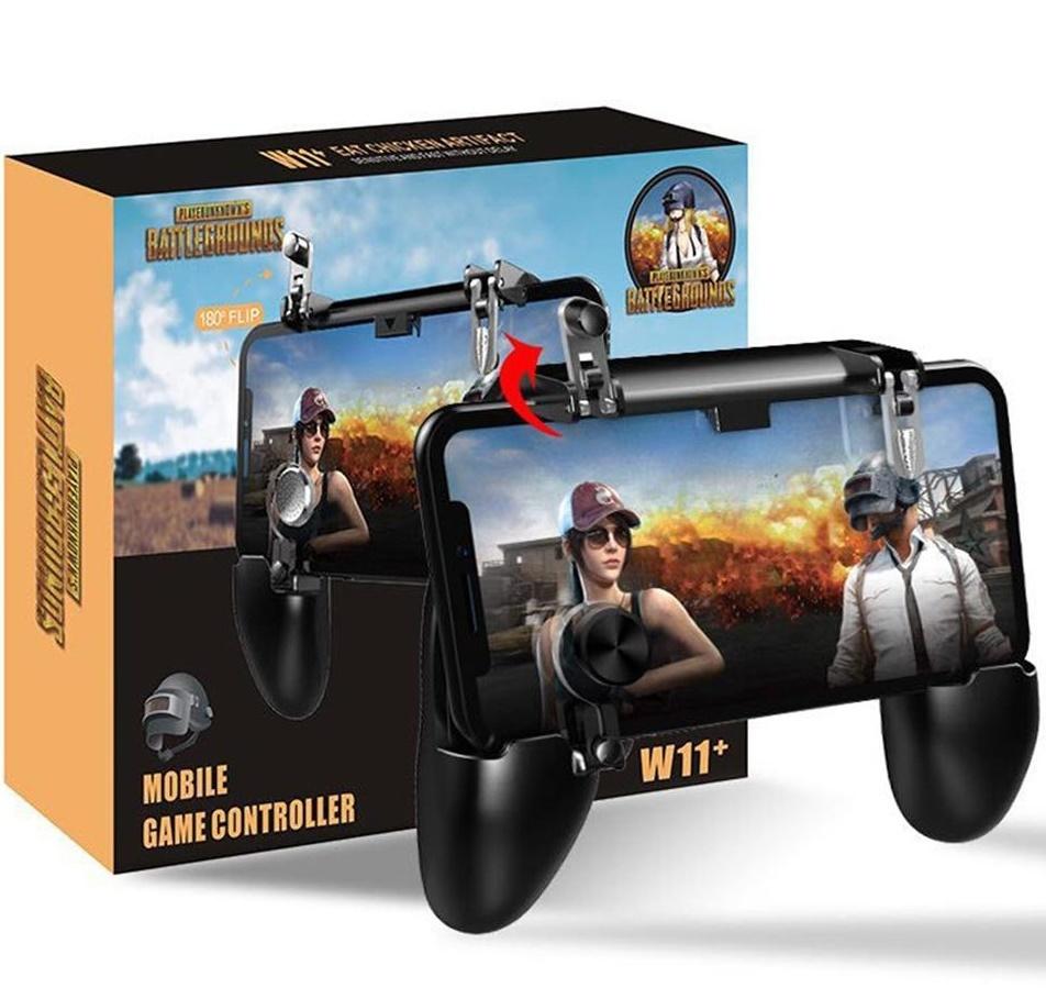 Новинки Геймпад Mobile Game Controller W11+ Геймпад_Mobile_Game_Controller_W11_.jpg