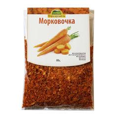 Морковь сушеная 80гр(Здоровая еда)