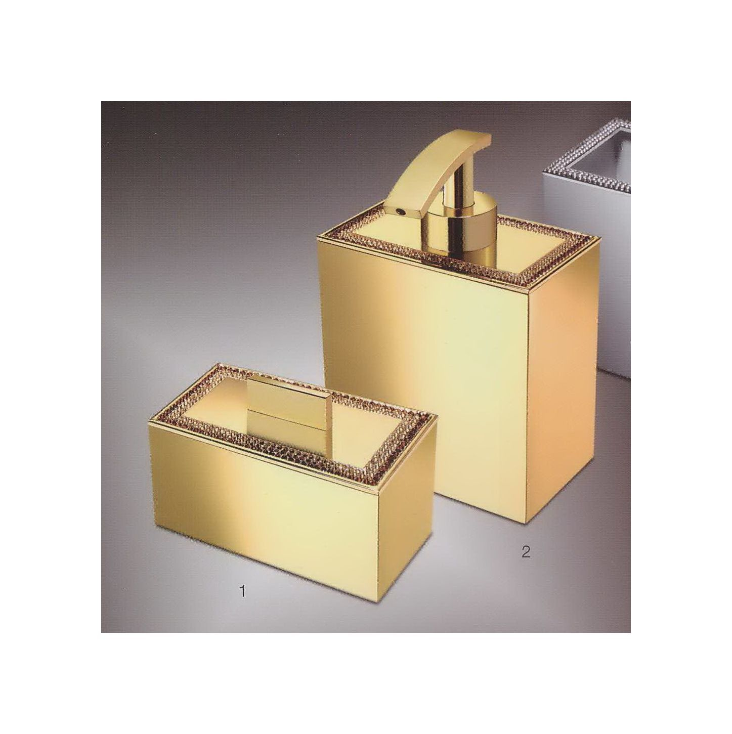 Для косметики Емкость для косметики малая Windisch 88537O Shine Light Square yomkost-dlya-kosmetiki-malaya-88537o-shine-light-ot-windisch-ispaniya.jpg