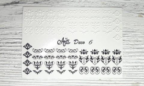 Слайдер Arti 3D Deco № 006