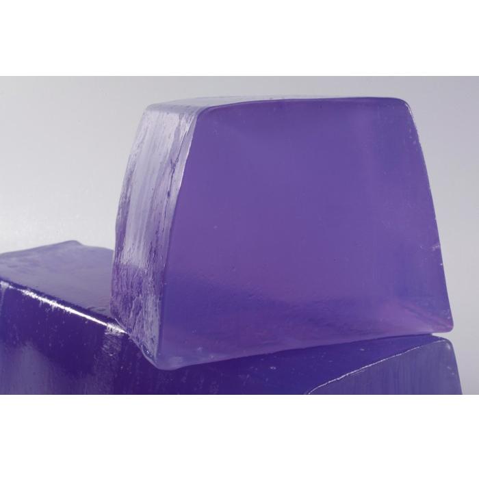 Autour Du Bain Нарезное прозрачное мыло Violette / Фиалка (Нарезное мыло)
