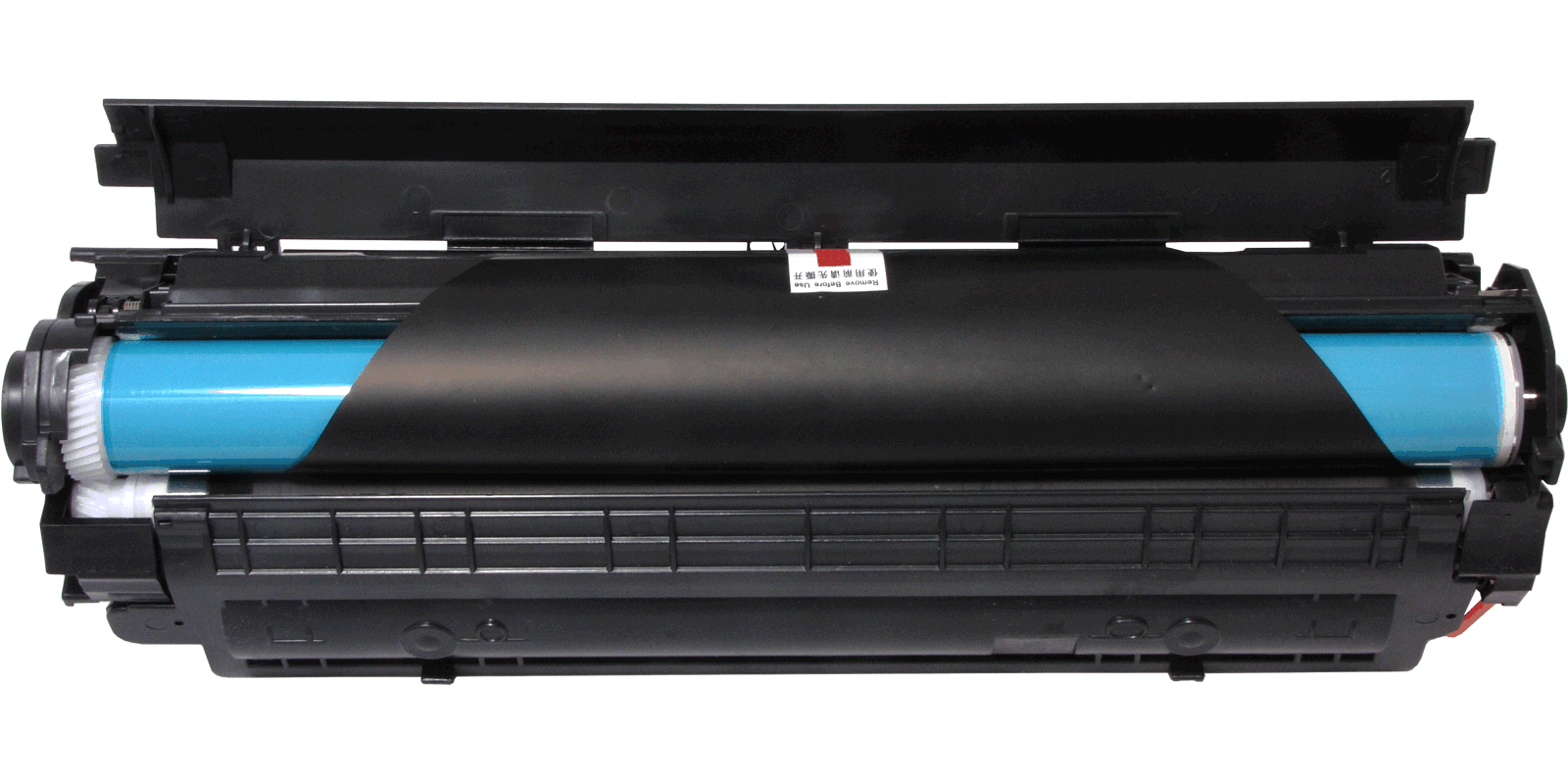 ULTRA №83A CF283A/(Cartridge 737), черный, для HP/Canon, до 1500 стр.,