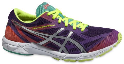 Asics Gel-Hyperspeed 6 Женские кроссовки для бега фиолетовые