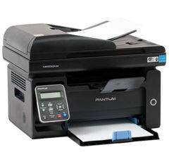 МФУ Pantum M6550NW - лазерное, монохромное, А4, копир/принтер/сканер, 22 стр/мин, 1200 X 1200 dpi, 128Мб RAM, лоток 150 стр, USB/LAN/WiFi, черный корпус, с автоподатчиком