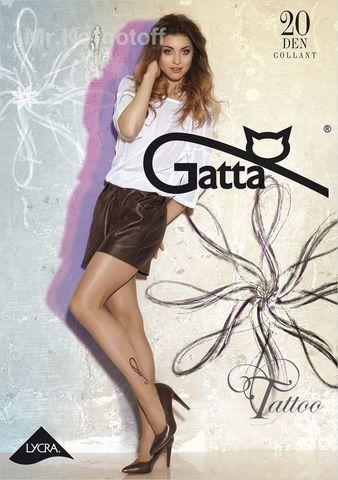 Колготки Gatta Tatoo 23
