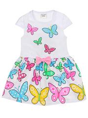 541-3 платье детское, белое