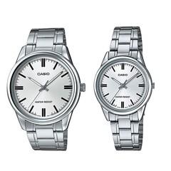 Парные часы Casio Standard: MTP-V005D-7A и LTP-V005D-7A