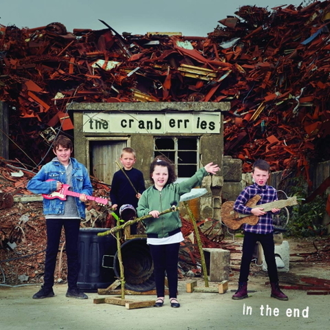 The Cranberries ‎/ In The End (LP)