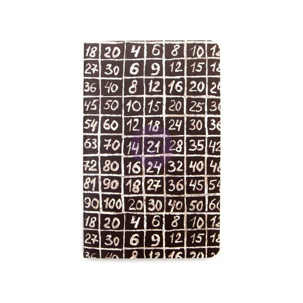 Внутренний блок (11х18 см ) для блокнотов -Prima Traveler's Journal Notebook Refill - Daily W/White Paper