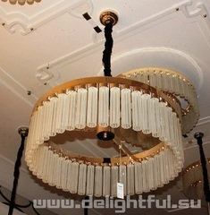 люстра  Orgue by Lalique ( round )
