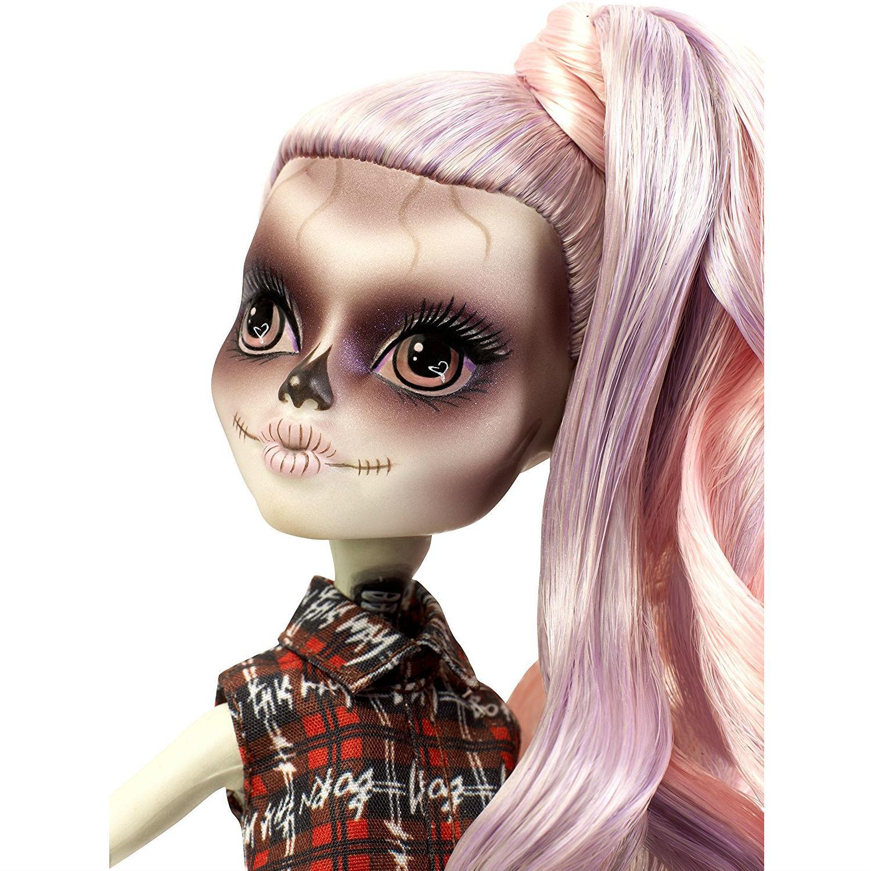 Кукла зомби гага монстер хай