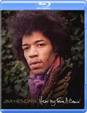 Jimi Hendrix / Hear My Train A Comin' (Blu-ray)