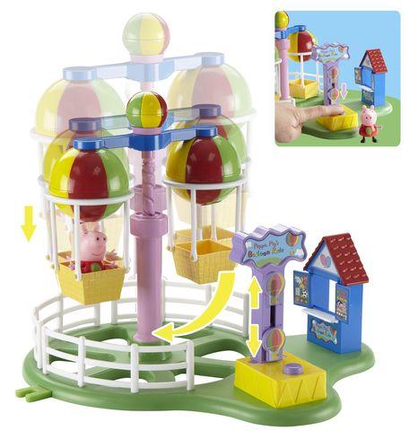 Игровой набор Карусель - Луна Парк, Peppa Pig