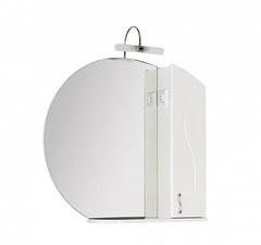 Зеркало-шкаф Aquanet Моника 85 белый