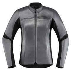 Overlord Leather / Женская / Серый
