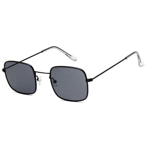 Солнцезащитные очки 3546004s Черный - фото
