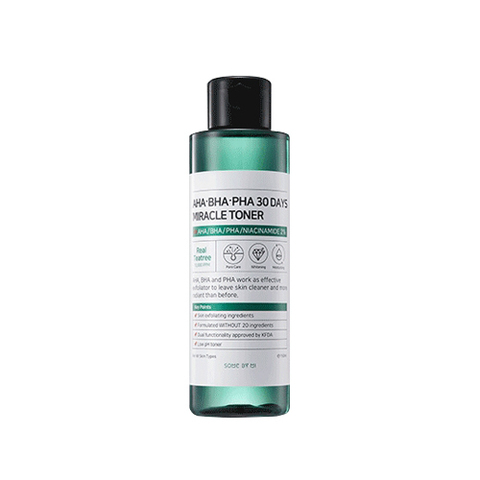 Тонер SOME BY MI AHA BHA PHA 30 Days Miracle Toner 150ml